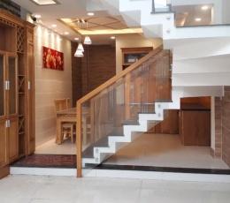 HXH khu đường số Gò Vấp, nội thất nhập khẩu đẹp lung linh 5 tầng x 55m2 chỉ...